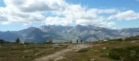 Stunning vistas high in the mountains | David Holmes