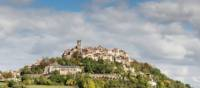 Stunning Cordes sur Ciel on a hilltop in southern France | Charles Hawes