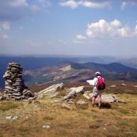 Walking Stevenson's Trail in the Cevennes   Unknown