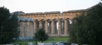 Basilica Temple, Paestum, Cilento | John Millen