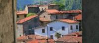 Roof tops of Verni