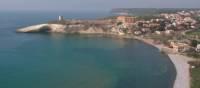 The stunning coastal town of Santa Caterina