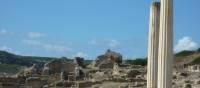 Roman ruins at Tharros, Sardinia