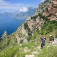 Hiking along the Sentiero degli Dei | John Millen