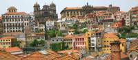 Overlooking the city of Porto