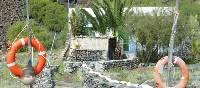 Beach shack near San Sebastian