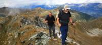 Ascending Roc d'Orxival