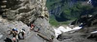 Over the Hohturli Pass | Jon Millen