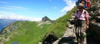 Descending from the Faulhorn | Jon Millen