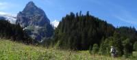 Stunning views across alpine meadows | Jon Millen