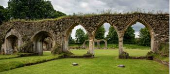 Hailes Abbey, The Costwolds | Tom McShane