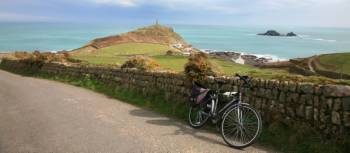 Enjoy an active holiday cycling to Cape Cornwall