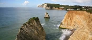 Stunning Freshwater Bay, Isle of Wight
